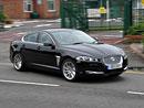 Jaguar XF 2,2D: 1305 km na jednu nádrž, spotřeba 4,96 l/100 km