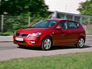 Český trh v červenci 2011: Kia Cee'd nejprodávanějším dováženým vozem nižší střední třídy