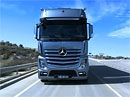 Video: Mercedes-Benz Actros – Jízda s novou generací