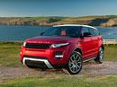 Range Rover Evoque: Start výroby