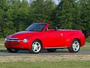 Neúspěšné modely: Chevrolet SSR (2003-2006)