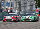 Video: Aston Martin V12 Zagato � N�rburgring