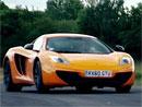 Video: Nový McLaren je druhým nejrychlejším v Top Gearu