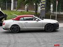 Spy Photos: Bentley Continental GTC Speed - Logické pokračování