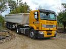 Renault Trucks OptiTrack - Příležitostně do terénu