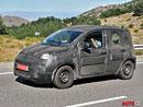 Spy Photos: Fiat Panda třetí generace míří do Frankfurtu (video)