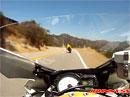 On-board video: Nehoda moto vs. moto očima motorkáře
