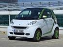 Smart electric drive: První jízdní dojmy