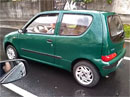 Video: Driftov�n� s Fiatem Seicento ve Var�av�