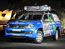 Volkswagen Amarok: Cesta kolem světa úspěšně dokončena