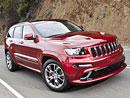 Video: Jeep Grand Cherokee SRT8 � V�kon na asfalt i do ter�nu