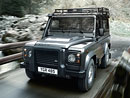 Land Rover Defender: Nový motor pro rok 2012