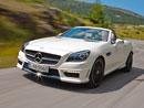 Video + wallpapers: Mercedes-Benz SLK 55 AMG – Nejostřejší z řady