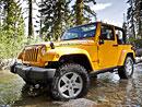 Jeep Wrangler: 3,6 V6 Pentastar pro modelový rok 2012