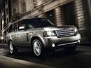 Range Rover (2012): Kosmetické úpravy