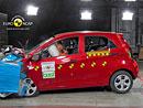 Euro NCAP 2011: Kia Picanto – Pouze čtyři hvězdy