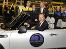 Mini pod BMW: 2 miliony vyrobených aut v Oxfordu