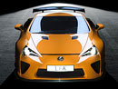 Lexus LFA Nürburgring Package: Nordschleife za 7:14,64 (video)