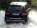 Video: Mercedes-Benz M – Třetí generace v terénu