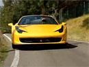 Video: Fernando Alonso za volantem Ferrari 458 Spider