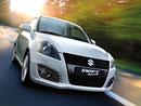 Suzuki Swift Sport: Rychlý svišť se 100 kW