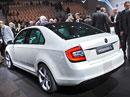 Víme víc: Škoda Rapid u nás jako liftback, v Číně klasický sedan