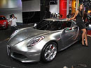 Video z IAA 2011: Alfa Romeo 4C - Tekutý italský kov ve Frankfurtu