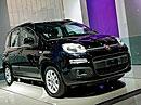 Fiat ve Frankfurtu: Panda třetí, italská