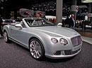 Bentley ve Frankfurtu: Nová tvář pro kabriolet GTC