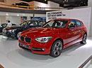BMW ve Frankfurtu: Jednička oficiálně