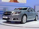 Chevrolet ve Frankfurtu: Pod taktovkou klidného Malibu
