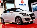 Suzuki ve Frankfurtu: Swift Sport se vrací