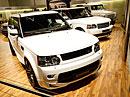 Startech ve Frankfurtu: Tuning Land Roveru