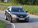 Dlouhodobý test: Mazda 6 2,2 MZR-CD Wagon - Na cestách po vlastech českých