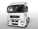 Daimler Trucks a Kamaz: První společný nákladní vůz