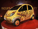 Tata Nano Gold Plus: Nejlevnější auto světa za 83 milionů