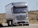Video: Mercedes-Benz Actros – Nová generace v provozu
