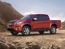 Chevrolet Colorado: Pick-up v sériovém provedení odhalen