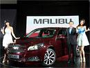 Chevrolet Malibu jde do prodeje, nejprve v Koreji