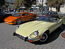 Jaguar a Aston Martin: Karlovy Vary hostily největší sraz v ČR