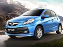 Honda Brio: Mini hatchback také pro Indii