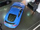 A. Charouz Motors otevřel nový showroom Jaguar a Land Rover