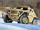 FED ALPHA: Hospodárné vojenské vozidlo od Ricardo