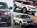 Audi Q3 vs BMW X1 vs Range Rover: Co koupit?