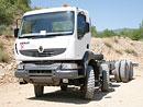 Renault Kerax 8x4 XTREM: Pro extrémní podmínky