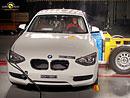 Euro NCAP 2011: BMW řady 1 – Pět hvězd letos i příští rok