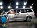 Euro NCAP 2011: Lancia Voyager � �ty�i hv�zdy pro americk� MPV