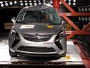 Euro NCAP 2011: Opel Zafira Tourer – Pět hvězd pro třetí Zafiru