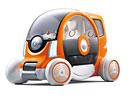 Suzuki Q-Concept: Pojďte slečno, budeme si hrát