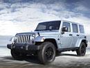 Jeep Wrangler Arctic: Speciální série do mrazu